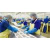 Рабочие на упаковку готовой рыбной продукции в Польшу