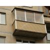 Услуги по установке козырьков балкона