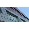 Остекление фасадов зданий, фасадное остекление