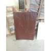 Импортная каменная плита 900*600*30 , сочный коричневый цвет , - площадка для автомобилей , дорожки садовые