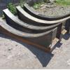Изготовление ложементов и опор для стальных резервуаров и емкостей