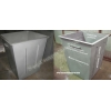 Мусорные контейнеры и баки для мусора, изготовление и доставка по Украине, Новомосковск