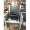Б/у уличные стулья для кофеен, баров