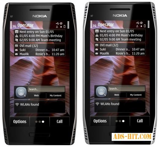 Nokia X7 Вітринний Смартфон