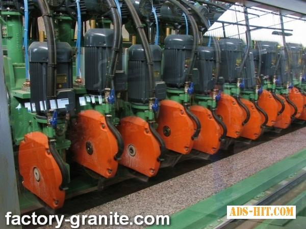 Действующее предприятие по производству изделий из гранита