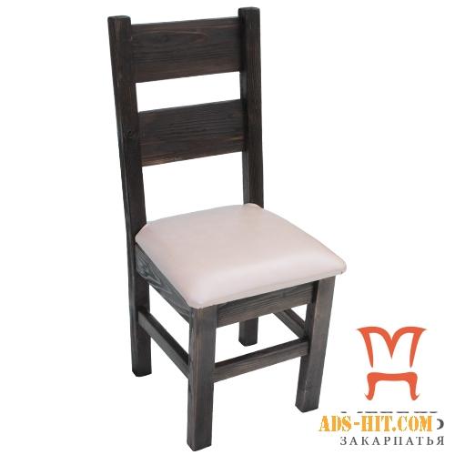 Состаренная мебель, Стул Демократ мягкий