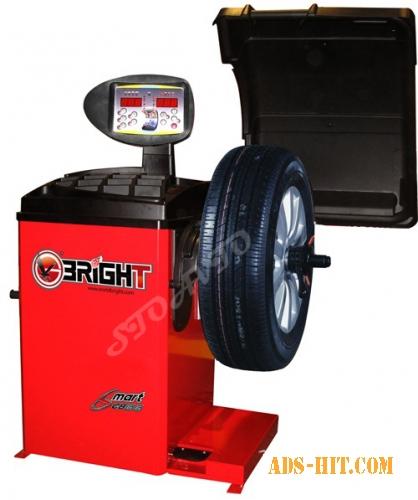 Балансировочный автоматический стенд Bright для легковых авто