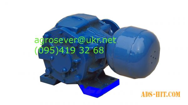 Безмасляный вакуумный насос для доильного аппарата АИД-2 Чугунный Вакуумный насос пластинчато-роторный сухого типа для доильн