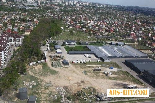 Аренда открытой площадки от 1000 до 10 000 кв. м.