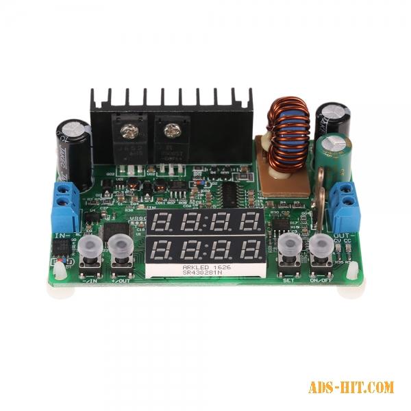 Цифровой регулируемый блок питания 0-32V, 0-5. 1A, 160W