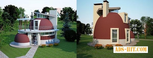 Строительство купольных домов!