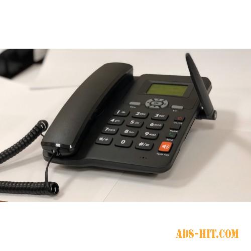 Cтационарный GSM телефон на 2 sim ETS 6588