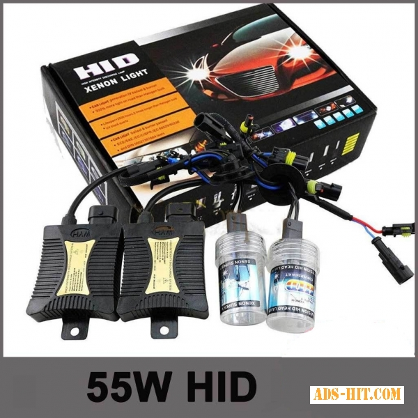 Комплект ксенон 55W H7 5000K HID Xenon