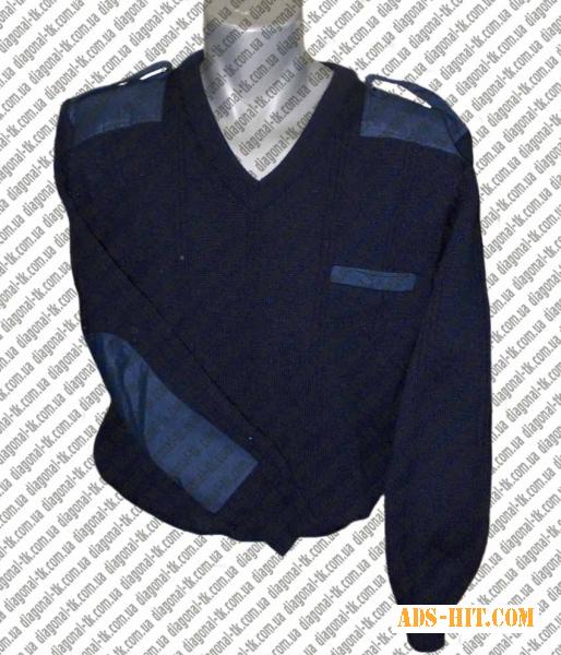 Гольф свитер форменный без накладок