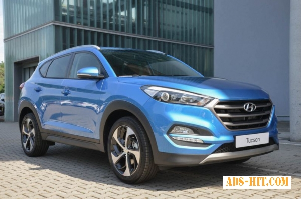 Hyundai Tucson 2. 0 AT Comfort