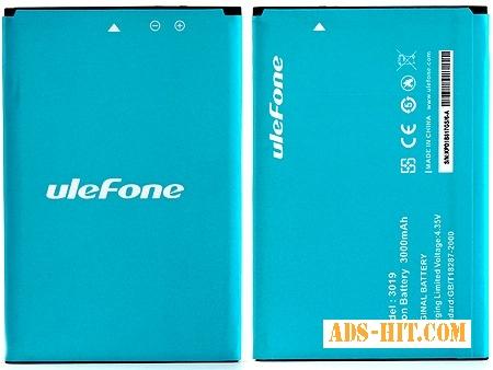 Ulefone (3019) 3000mAh Li-ion