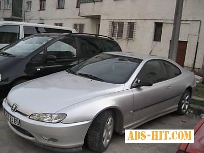 Авторазборка ПЕЖО 406 КУПЕ Pininfarina 1999г-2002г по запча
