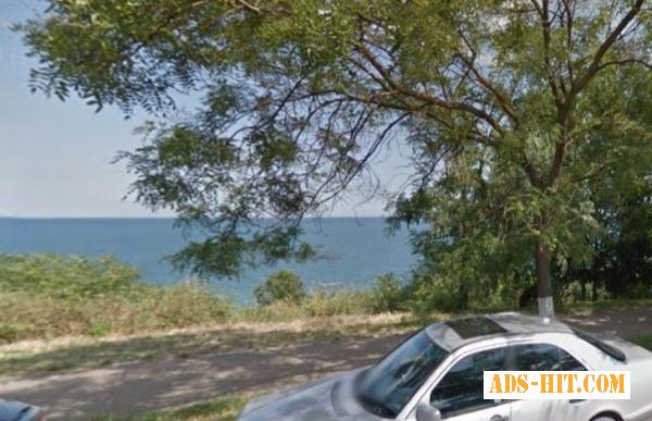 12 ст Фонтана участок у моря 7 соток в Одессе, Фонтанская дор вид на море.