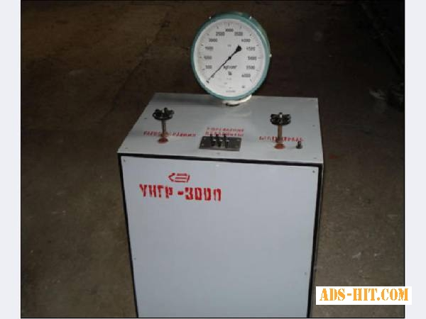 Установка насосная гидравлическая УНГР-3000
