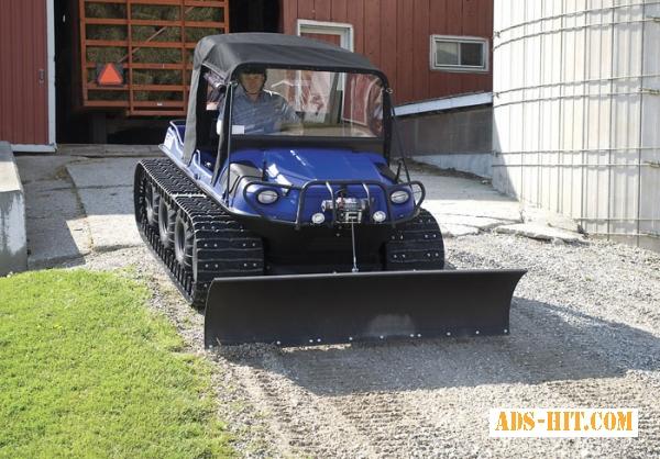 Трактор - буксировщик