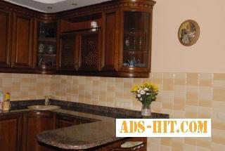 Барные столешницы из гранита и мрамора для кухонь