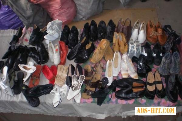 Взуття секонд хенд.