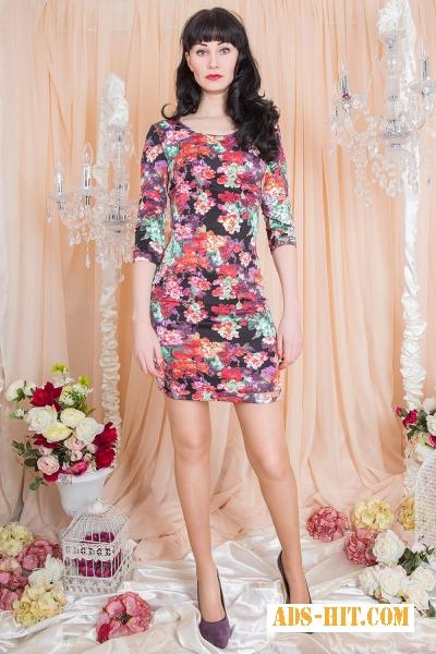 Качественные женские и детские платья от производителя ТМ Дива оптом и в розницу!