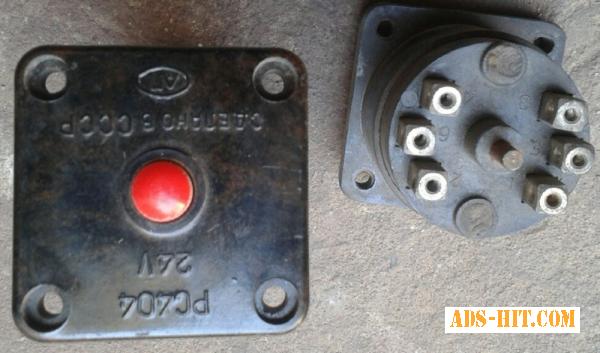 Кнопки РС404 24v