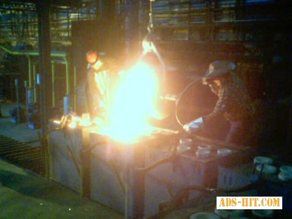 ЛГМ литейное оборудование точного литья по газифицируемым моделям ЛГМ - процесс под ключ, на Заказ