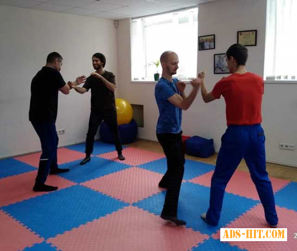 Вин Чун Кунг Фу тренировки