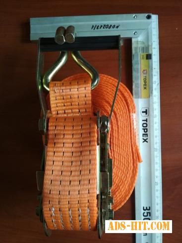 Стяжной ремень с трещёткой от производителя