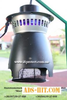 Ловушка для комаров на большой площади MosTrap-100