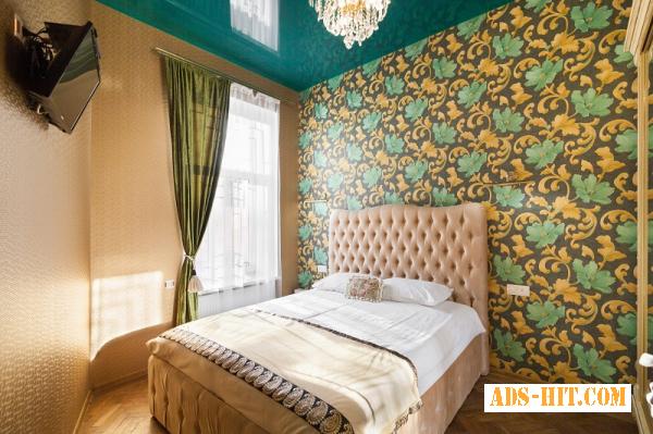 Austrian Apartment VIP (две спальни) посуточно
