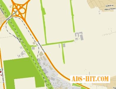 Одесса Киевское шоссе Фасад участок 4, 9 га Клеверный мост. Госакт ОСГ