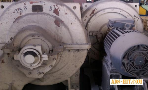 ТВ42-1, 4 воздуходувка турбокомпрессор