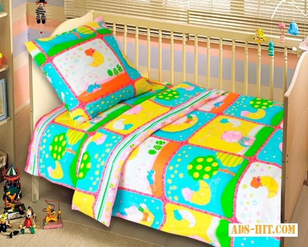Детскую постель, Комплект Сладкий сон