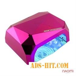 По оптовой цене Ультрафиолетовая гибридная лампа CCFL LED 36 W .
