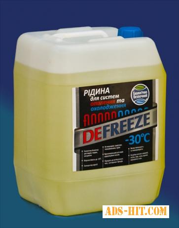 Жидкость для систем отопления и охлаждения