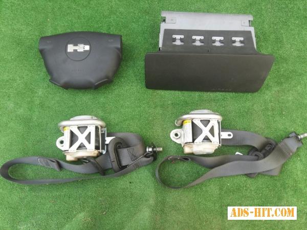Автозапчасти. Подушка безопасности Airbag Hummer H3.