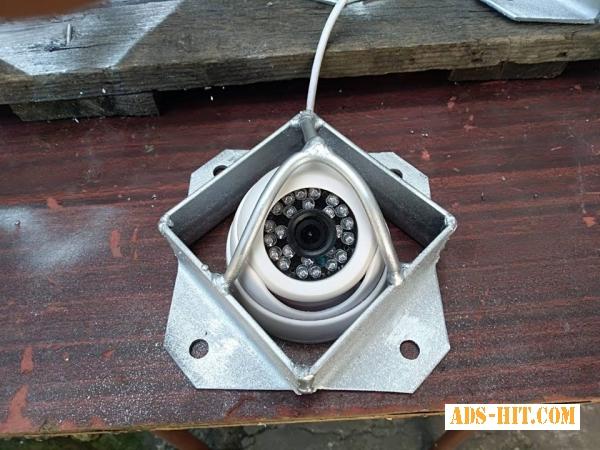 Производство решёток для камер видеонаблюдения.