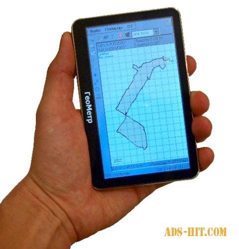 Обмер полей, замер полей, прибор для измерения площади