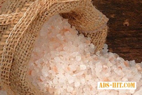 Гималайская соль(черная соль) пищевая мелкого помола