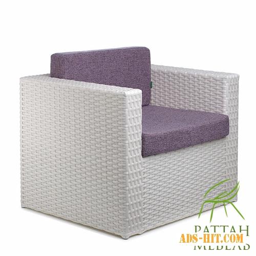 Кресла из искусственного ротанга