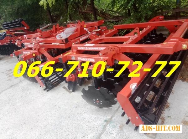 Борона Паллада 3200, 3200-01 для профессионалов сельского хозяйства.