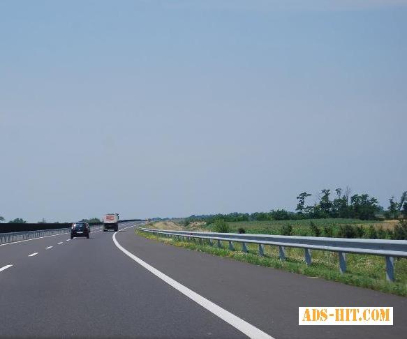 Фасадный земельный участок Клеверный мост, трасса Одесса - Киев 2 га