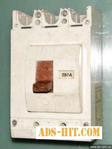 Автоматический выключатель ВА5135 250А