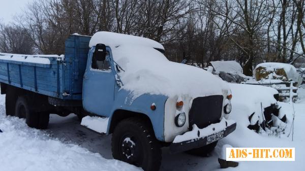 Рабочий автомобиль ГАЗ-5312