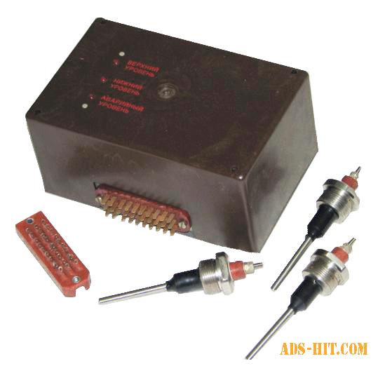 Регулятор—сигнализатор уровня ЭРСУ-К2