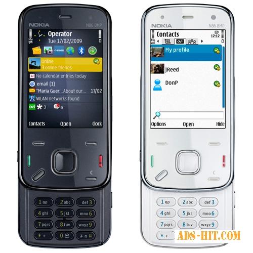 Nokia N86 Новий Смартфон