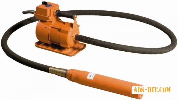 Вибратор глубинный ИВ-117А